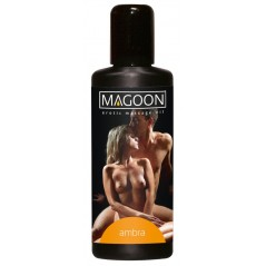 Erotic Massage Oil Amber 100ml