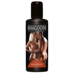 Massage Oil Sandalwood 100ml