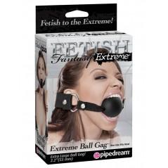 Fetish Fantasy Extreme  Extreme Ball Gag Black