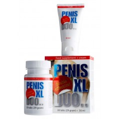 Penis XL Duo Pack - 30 ml & 30 tabs