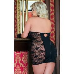 Andrea - Plus Size - black    XXXL