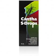 Cantha S-drops - 15 ml (DE/PL/HU/CZ/LV/SL)