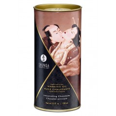 Aphrodisiac Oils Intoxicating Chocolate