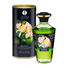 Aphrodisiac Oils-Organica Exotic Green Tea