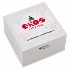 Eros Lady Hyaluron Ampoules  10 x 3 ml