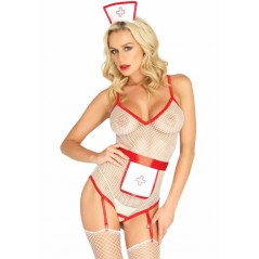 3PC. Nurse roleplay set