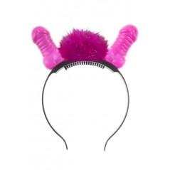 Bachelorette Party Favors Flashing Light Up Pecker Headband