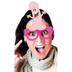 Bachelorette Party Favors Party Pecker Glasses 8 pc