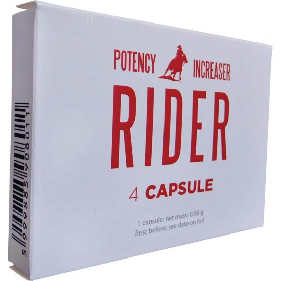 Rider - potency increaser 4pcs