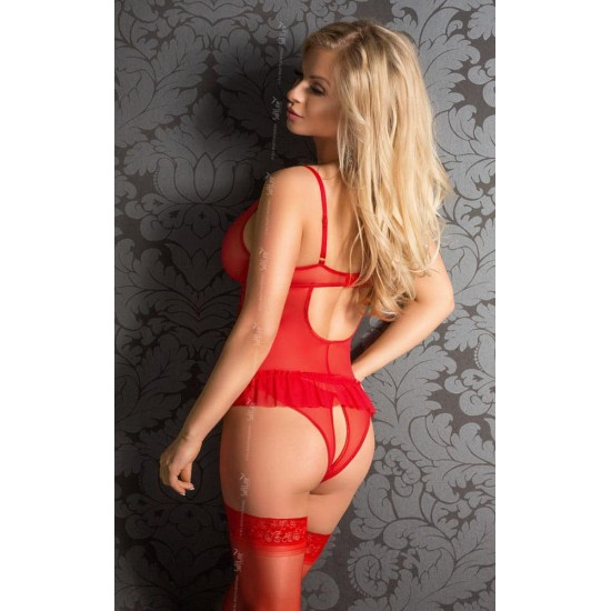 Capri - red    L