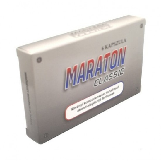 Maraton Classic - potency increaser 6 pcs