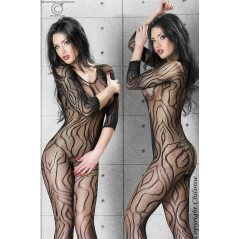 CR 3237 S/M Ladies Bodystocking