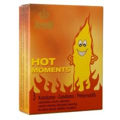AMOR Hot Moments / 3 pcs content