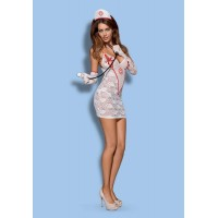 Medica dress 5 pcs costume L/XL