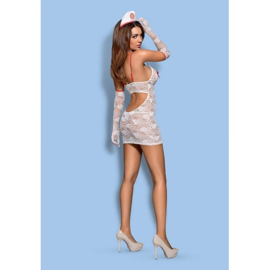 Medica dress 5 pcs costume L/XL