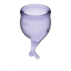 Feel Secure Menstrual Cup Lilla