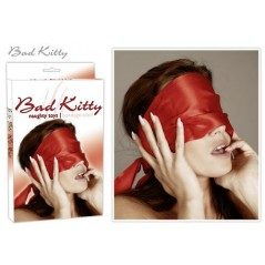 Bad Kitty Bondage Scarf Red