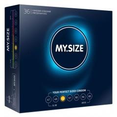 My Size 53 (36 Kondome)