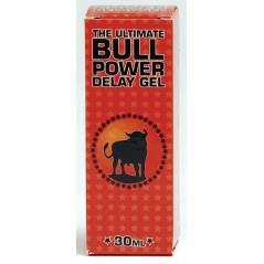 Bull Power Delay Gel - 30 ml (EN/DE/FR/ES/IT/PT/NL)